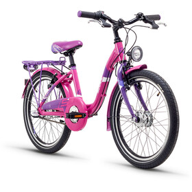s'cool chiX 20 3-S - Vélo enfant - Steel rose
